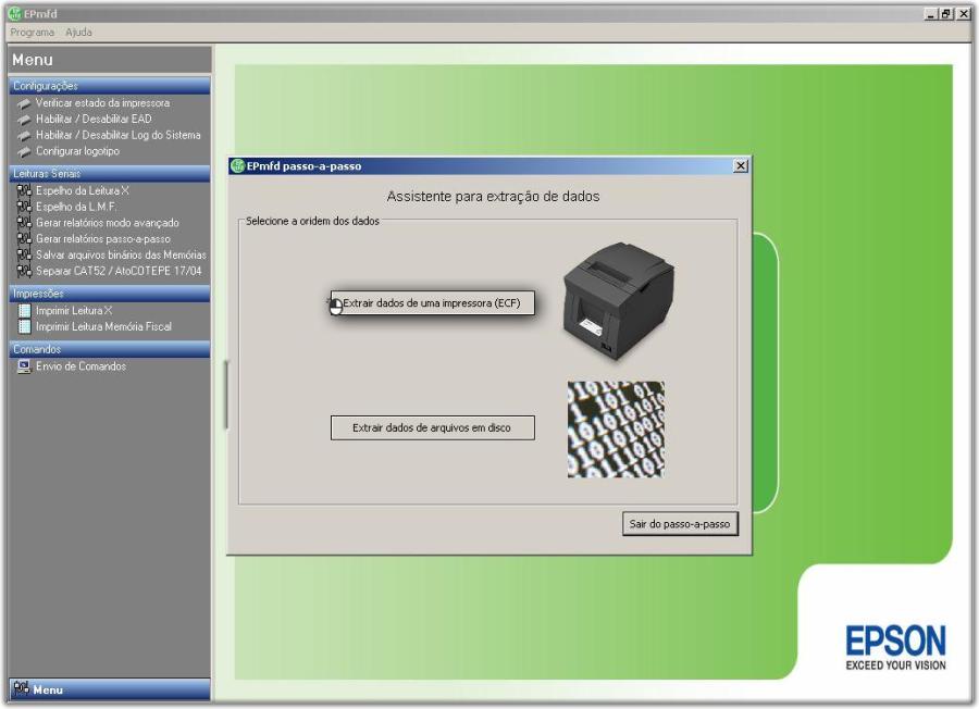 Geração do arquivo MFD e Cat52 - impressora EPSON - Farma - Linx Share 55a4e50f26b